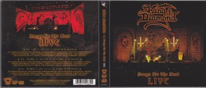 King Diamond - Songs for the Dead - Live (2019) [2xDVD5]
