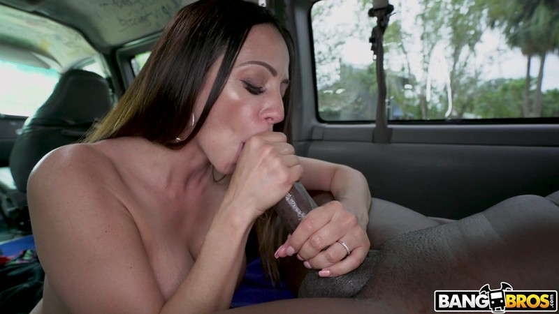 Ariella Ferrera - Ariella Squirts on The Bus ## BANG BROS