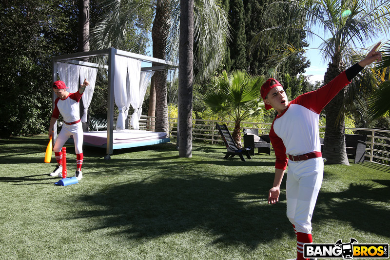 Dee Williams - Baseball Practice Turns Into A Wild Threesome ## BANG BROS