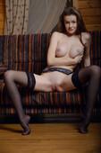 Emily Bloom – Silk Stockings 09-09
