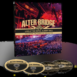 Alter Bridge -  Live At The Royal Albert Hall [HD Tracks] (2018)
