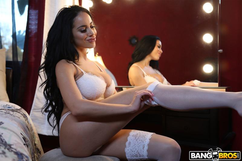 Victoria June's Insatiable Craving for Cock ## BANG BROS