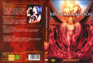 Bruce Dickinson - Anthology (2006) [2XDVD9 + DVD5]