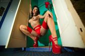 Jade Vixen shot by Bob Coulter
