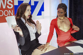 Chanel Preston, Kira Noir - Bitchy Broadcasting - Sept 25  -o6r756b4ic.jpg