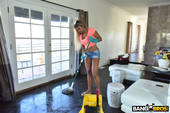 Mercedes Carrera - Maid takes Two BBCs 09-25