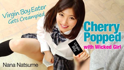 Heyzo (1828): Cherry Popped with Wicked Girl - Virgin Boy Eater Gets Creampied - Nana Natsume (1080p)