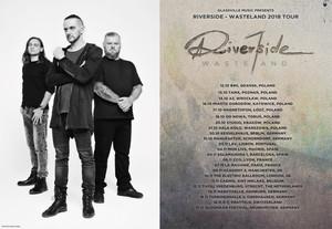 Riverside - Wasteland (2018) [44,1kHz/24bit]