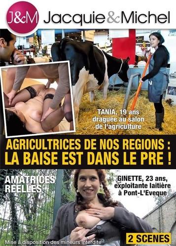 Agricultrices de nos r?gions la baise est dans le pr? (2014)