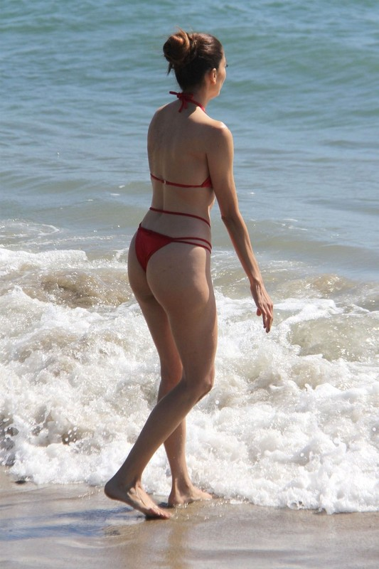 Blanca-Blanco-on-the-beach-before-the-winter-temperatures-come-through-in-Malibu-h6rvxr874p.jpg