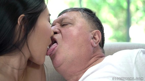 GrandpasFuckTeens 18 10 30 Katana Afternoon With Step-Grandpa XXX 1080p MP4-KTR