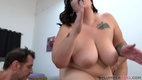 PlumperPass 18 11 21 Curvy Quinn Birthday BBW Bum Fucks XXX 1080p MP4-KTR
