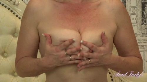 AuntJudys 18 11 30 Auntie Janey Wants To Watch You Jerk Off XXX 1080p MP4-KTR
