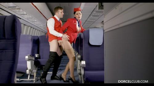 DorcelClub 18 12 10 Mariska The Stewardess XXX 2160p MP4-KTR