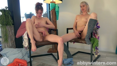 AbbyWinters 18 12 11 Sarah Q And Sonya Intimate Moments XXX 1080p MP4-KTR