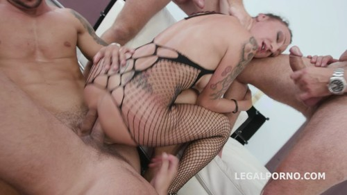 LegalPorno 2018 Lyna Cypher 5on1 Anal Monsters Action With DAP TP TAP 720p XXX MP4-CLiP