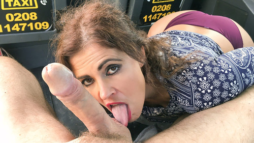 Fake Taxi: Montse Swinger - Big Sexy Spanish Ass Bounces In Cab (1080p)