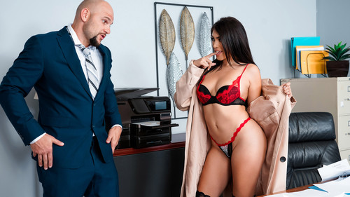 Digital Playground: Stephanie West - Payback Served Corporate (1080p)