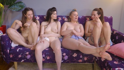 GirlsOutWest 19 01 03 Alicia Daliah Amor Penelope And Willow Interview XXX 1080p MP4-TRASHBIN
