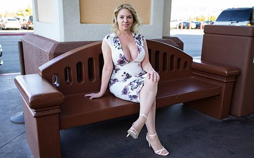 MomPov: Kiki - Big Ass And Titties Blonde MILF (1080p)