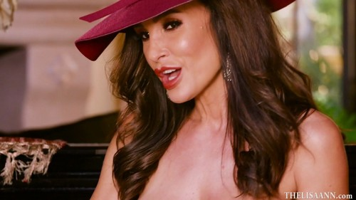 TheLisaAnn 19 01 04 Playing Sexual Music XXX 1080p MP4-KTR