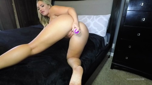 CaliCarter 18 12 25 Toy Tease XXX 1080p MP4-KTR