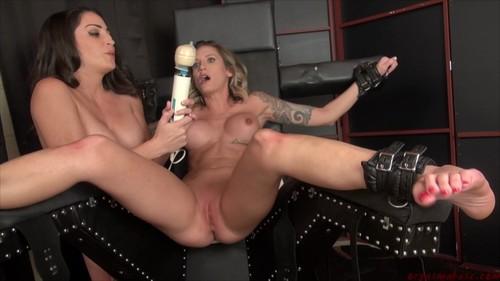 OrgasmAbuse 18 10 12 Cleo And Regan Lush Sexy Revenge XXX 1080p MP4-KTR